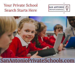 Ad for San Antonio Private Schools