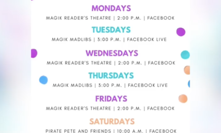 Magik Reader's Theatre is back with digital series
